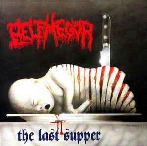 Belphegor ‎– The Last Supper CD