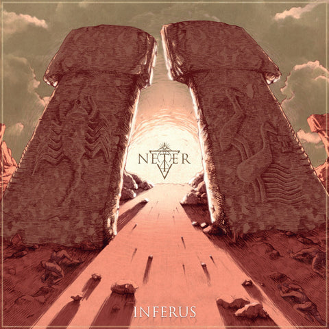 Neter ‎– Inferus DIGIPACK CD