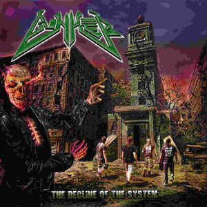 Bunker ‎– The Decline of the System CD