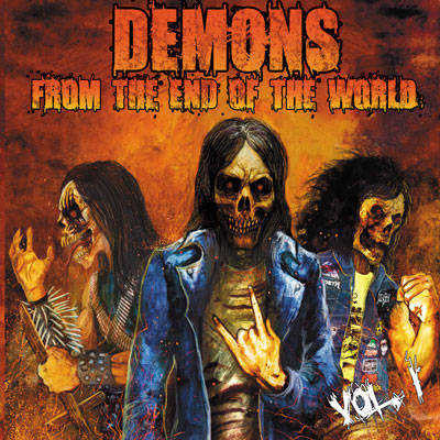 Demons from the End of the World, Vol. 1 CD