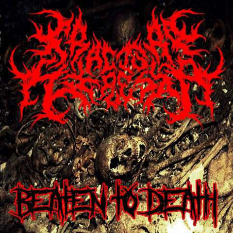 Fractura Expuesta – Beaten To Death  CD-R