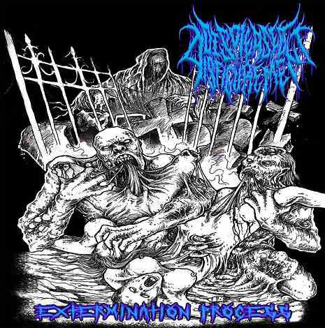 Displeased Disfigurement ‎– Extermination Process CD