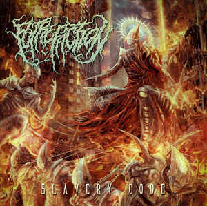 Putrefaction ‎– Slavery Code CD