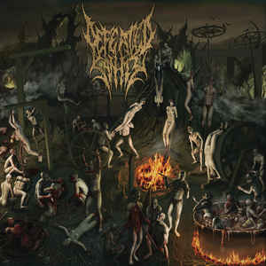 Defeated Sanity ‎– Chapters Of Repugnance DIGIPACK