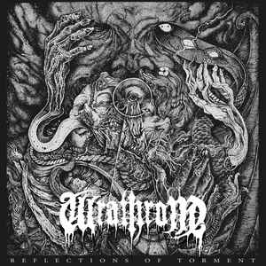 Wrathrone ‎– Reflections Of Torment CD