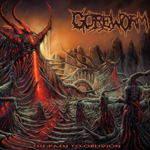 Goreworm ‎– The Path To Oblivion CD