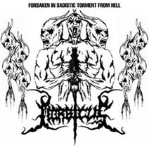 Morbicus ‎– Forsaken In Sadistic Torment From Hell - Demonology 1992 - 1996 CD