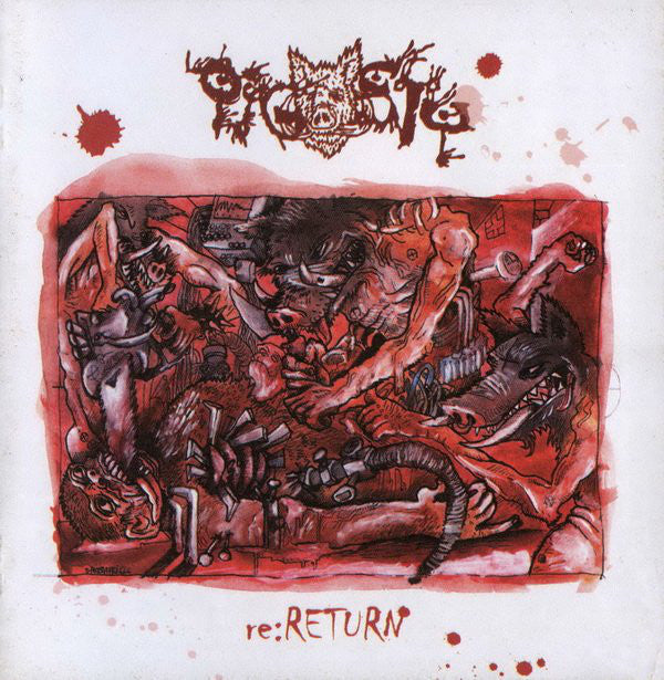 PIGSTY | Re: Return CD