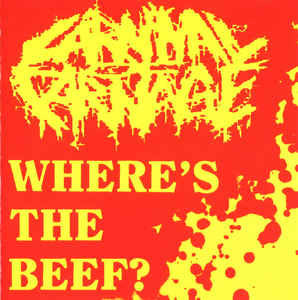 CARNIVAL OF CARNAGE | Where's The Beef? CD