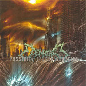 EDEN BEAST | Passivity Causes Genocide CD