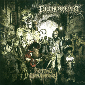 DITCHCREEPER | Rotting Repugnancy CD