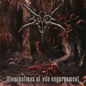 Enmity ‎– Illuminations Of Vile Engorgement CD