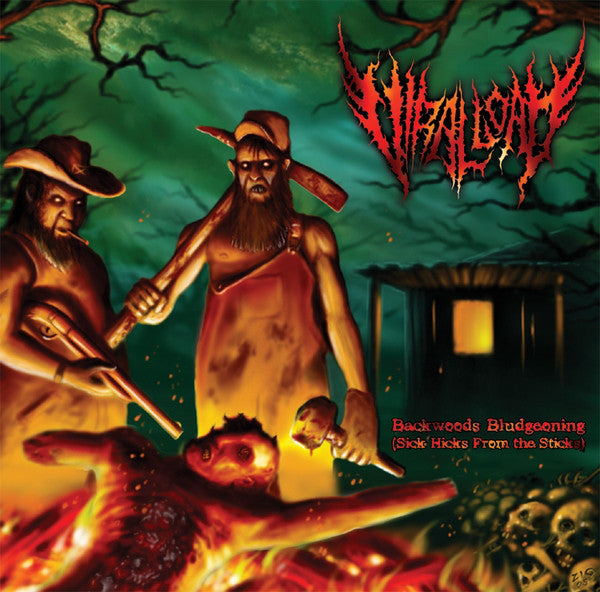 VIRAL LOAD | Backwoods Bludgeoning (Sick Hicks From the Sticks) CD