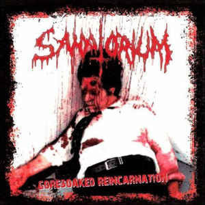 SANATORIUM | Goresoaked Reincarnation CD + Bonus video
