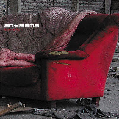 Antigama -  Discomfort CD
