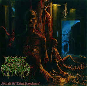 CEASE OF BREEDING | Sounds Of Disembowelment CD
