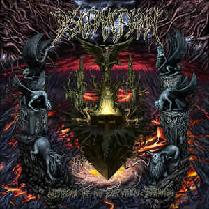 Decimation - Anthems of an Empyreal Dominion CD