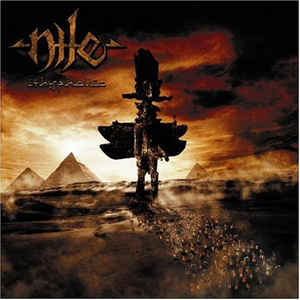 Nile  ‎– Ithyphallic CD