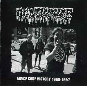 AGATHOCLES | Mince Core History 1996-1997 CD