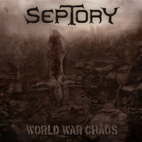 SEPTORY | World War Chaos (Deluxe edition) CD