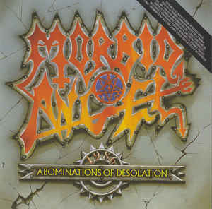 Morbid Angel ‎– Abominations Of Desolation CD