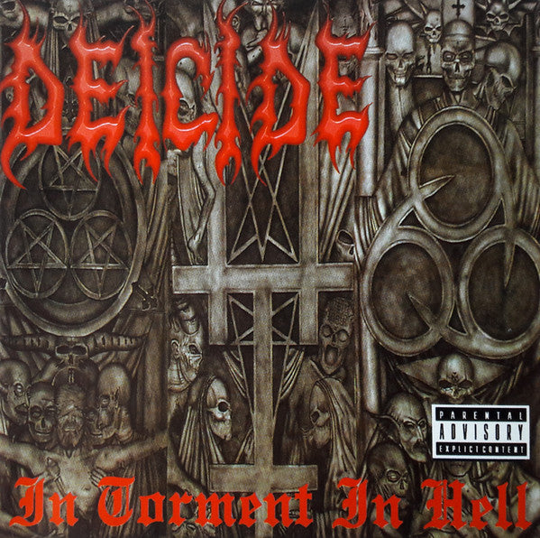 Deicide ‎– In Torment In Hell CD