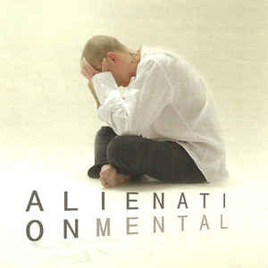 Alienation Mental ‎– Alienation Mental CD