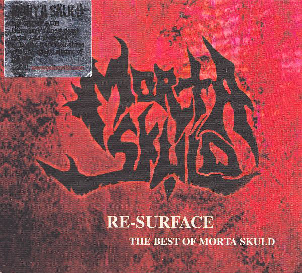 Morta Skuld ‎– Re-Surface... The Best Of Morta Skuld DIGIPACK CD