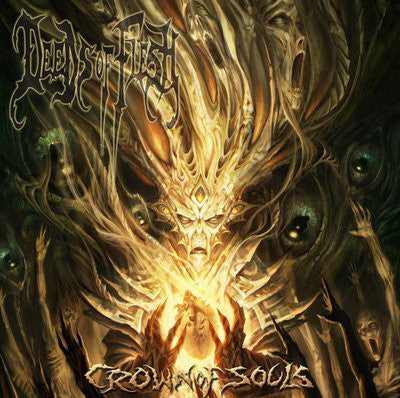 Deeds Of Flesh ‎– Crown Of Souls CD