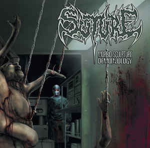 Suture ‎– Morbid Sculpture - Demo[n]ology CD
