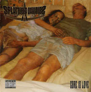 Horror Blast / Splattered Cavities ‎– Provoking Vaginal Terror / Gore Is Love Split CD