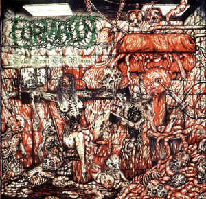 FORMALIN | Tales from the Morgue CD