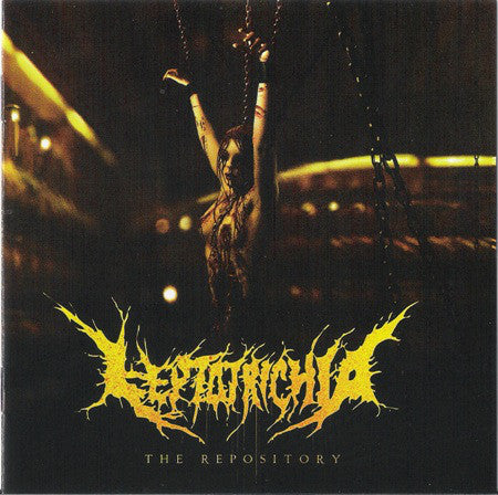 Leptotrichia ‎– The Repository CD