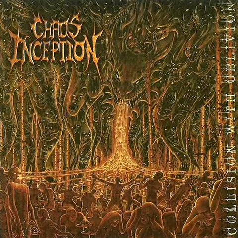 CHAOS INCEPTION | Collision with Oblivion CD