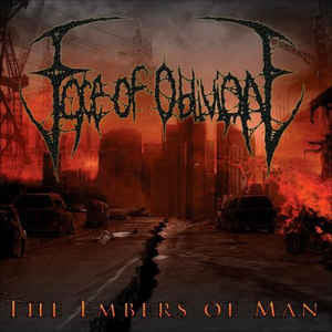 FACE OF OBLIVION | The Embers of Man CD