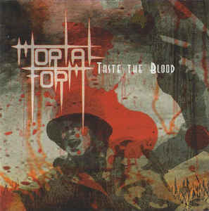 MORTAL FORM | Taste the Blood CD