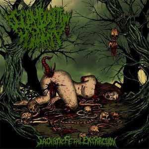 DECOMPOSITION OF HUMANITY | Sadistic Fetal Extraction CD