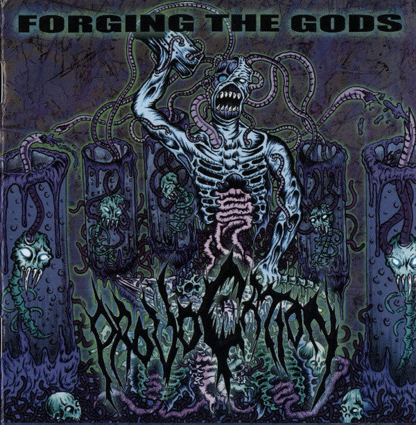 PROVOCATION | Forging The Gods CD