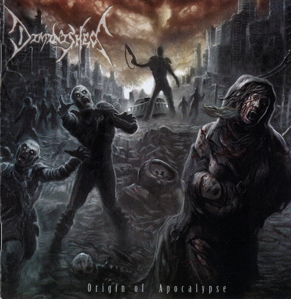 DIMINISHED | Origin of Apocalypse CD