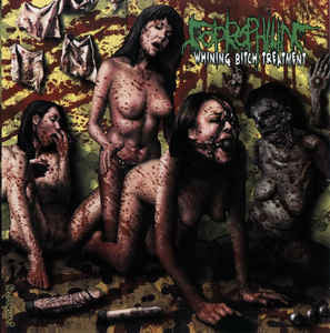 COPROPHILIAC | Whining Bitch Treatment CD
