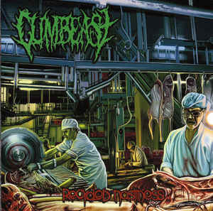 CUMBEAST | Recycled Nastiness CD