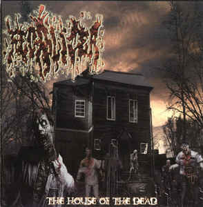 Fecalizer / Paracoccidioidomicosisproctitissarcomucosis ‎– The House Of The Dead / Coito Emetico Por Ingestion Adiposa Y Fecal Split CD