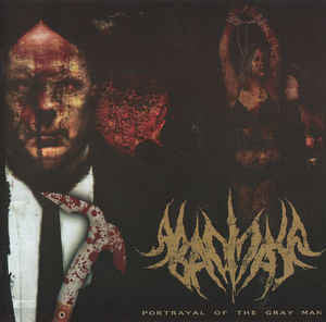 ABACINATE / GOD-ROT | Portrayal of the Gray Man / The Decayed State.. SPLIT CD