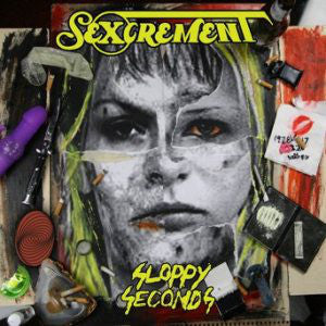 SEXCREMENT | Sloppy Seconds CD