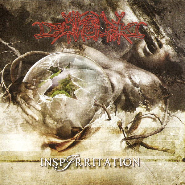Depths Of Depravity ‎– Inspirritation CD