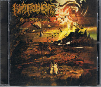 BIRTH THROUGH GORE | Reign of Depravity CD