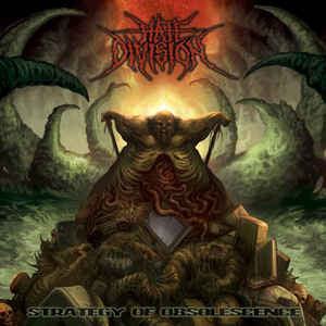 HATE DIVISION | Strategy of Obsolescence CD
