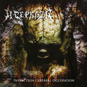 Acephala ‎– Infraction Cerebral Occupation CD