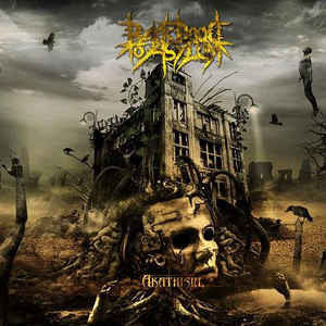 BACK DOOR TO ASYLUM | Akathisia CD