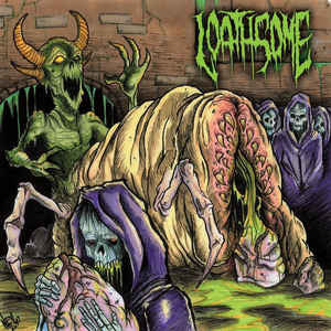 LOATHSOME | Born From Rot CD